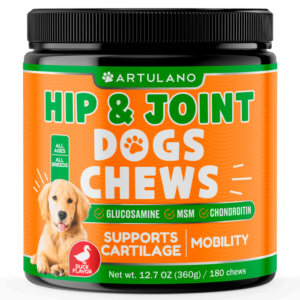 Artulano hip and joint dogs chews